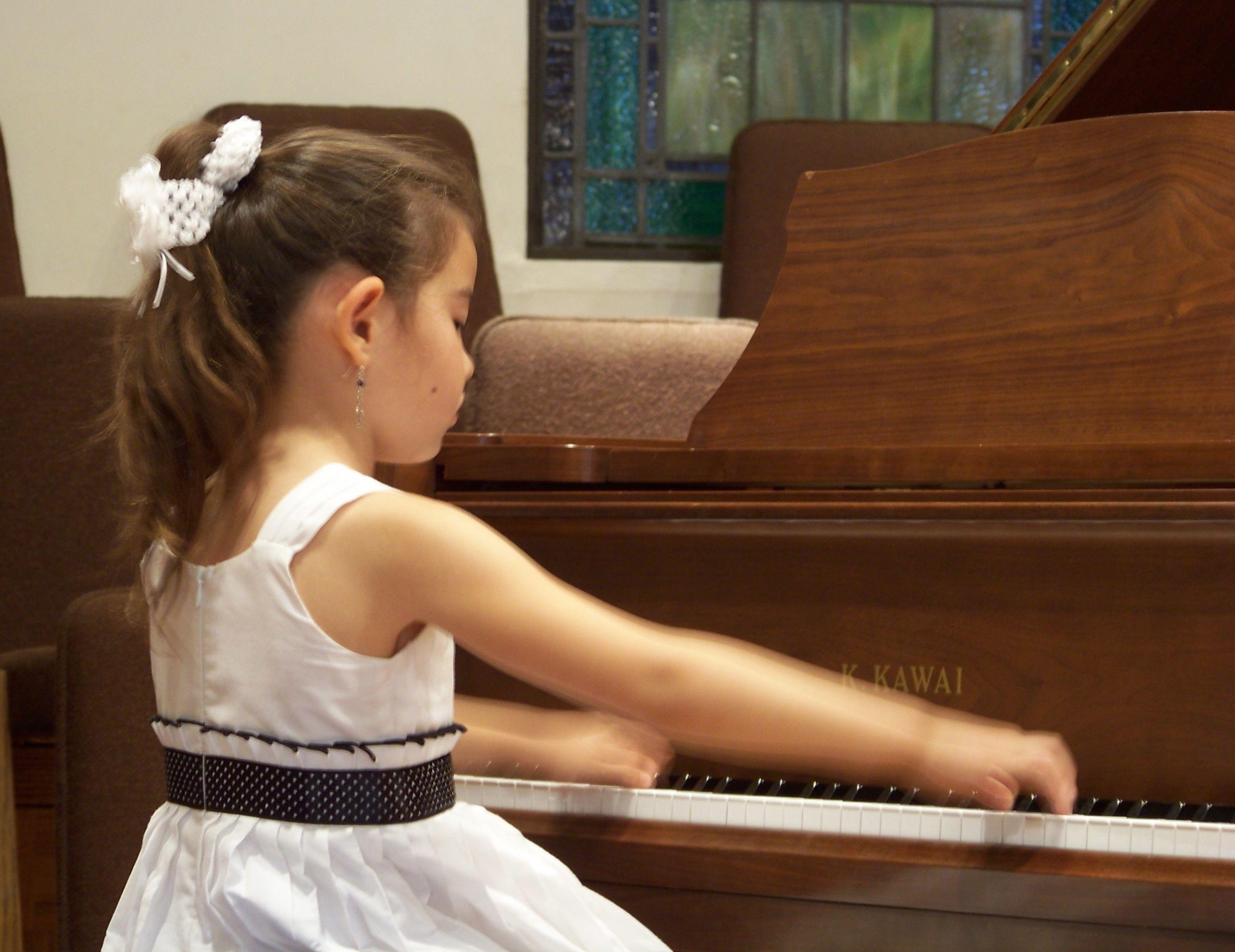summer recital 2011